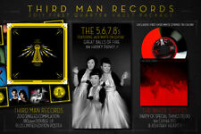 """Third Man """"Vault 7"""" SEALED Complete Party of Special Things White Stripes LP"""