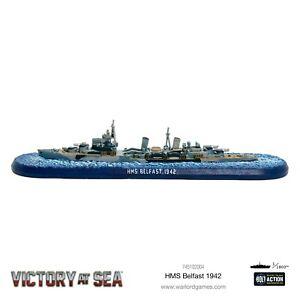 VICTORY AT SEA ~  ROYAL NAVY ~  HMS BELFAST ~ NEW