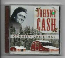 Country Christmas by Johnny Cash CD
