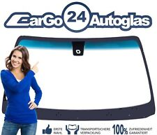 Opel Omega B Frontscheibe Reflexionsbeschichtet + Blaukeil +Regensensor + Rahmen