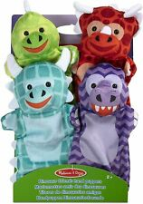 Puppets & Plush Toy - Dinosaur Friends Puppets Melissa & Doug 19085