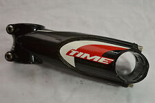 """Stem Time monolink 120 mm a-head 1 1/8"""" inch 31,8 mm carbon"""
