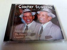 """COMPAY SEGUNDO """"GRANDES EXITOS"""" CD 20 TRACKS COMO NUEVO PIO LEYVA CUARTETO PATRI"""
