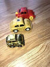 Vintage 1986 Transformer Bumblebee Robot Autobot Hasbro Takara Taiwan Lot