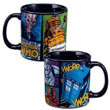 New Vandor DOCTOR WHO 20 Ounce Ceramic Mug Cup Dishwasher Microwave safegift
