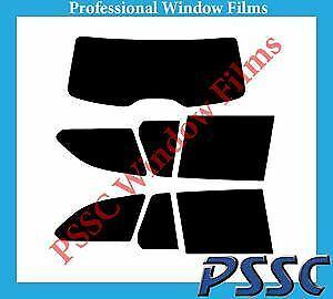 PSSC Pre Cut Rear Car Window Films For BMW 5 Series Estate 2010-2016