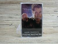 Cassette Tape PHENOMENON Movie Music From The Motion Picture Soundtrack