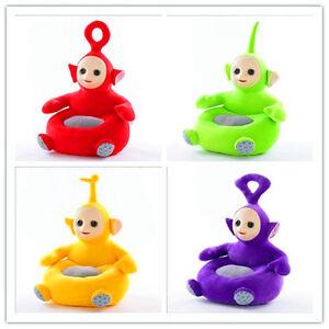 The Teletubbies Children Lazy Plush Sofa Seat Backrest  Toys Present