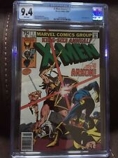 X-Men Annual King-size #3 CGC 9.4  White pages  Looks better!