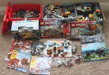 20 LBS Lego Lot Star Wars Space Ship Special Pieces Ninjago Original Box BIG LOT