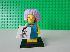 lego minifigures the  selma from series 2 simpsons