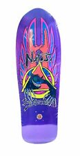 Old School Santa Cruz SMA Natas Evil Cat Reissue Skateboard Deck