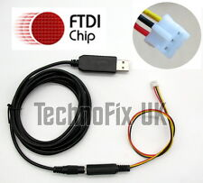 FTDI USB Cable de programación ANYTONE AT-5555, Maas DX 5000 HF, Intek HR5500 etc.
