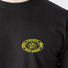 Sergeant Walker Texas Rangers badge karate norris baseball retro Funny T-Shirt