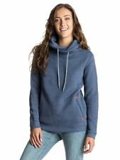 Roxy Damen Hoodie WAVES (Blue Print)
