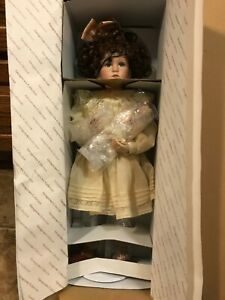 Victorian Sophie And Her Bru Doll Pamela Phillips Yesterday's Dreams Collection
