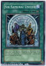 GLD2-EN042 Six Samurai United Mint Yu-Gi-Oh! Card