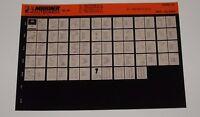 Ersatzteilkatalog auf Microfich Parts Catalog Mariner Outboards 40 - A2 10/1994