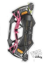 15-29lb Girls Pink Compound Bow And Arrow Package, Suits Children, Kids & Youth