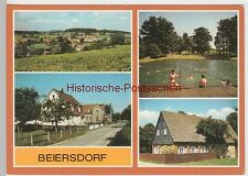 (92264) AK Beiersdorf, Mehrbildkarte, 1987