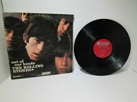 The Rolling Stones: Out Of Our Heads London Records Mono ‎LP LL 3429 Grade: VG