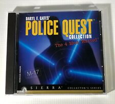 Daryl F. Gates - Police Quest: Collection (The 4 Most Wanted), Sierra, PC CD-ROM