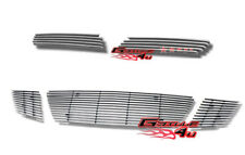 Customized For 07-09 Saturn Sky Red Line Billet Premium Grille Combo Insert