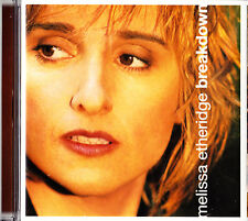 MELISSA ETHERIDGE breakdown CD NEU