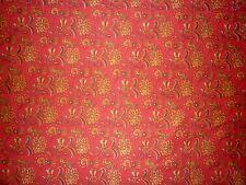 Indian COTTON Fabric MATERIAL printed tela tissu tyg ethnic hippie retro vintage