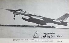 US General William G Moore Hand Signed 9x5.75 Book Photo Todd Mueller W/COA
