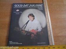 Good Day Sunshine 1997 The Beatles magazine #81 Paul McCartney Linda George