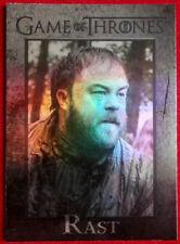 GAME OF THRONES - RAST - Season 4 - FOIL PARALLEL Card #74