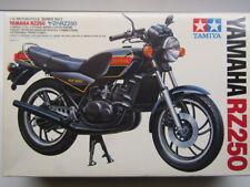 Tamiya 1:12 Scale Yamaha RZ250 Motorcycle Model Kit - New - Kit # 14002*900