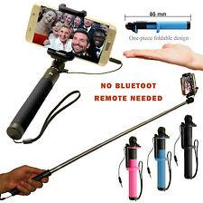 Einbeinstativ Verkabelt Selfie Stick Usale Von Viele Handys: Apple Handys Und