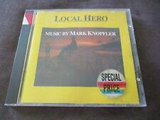 "CD BOF ""LOCAL HERO"" Mark KNOPFLER"