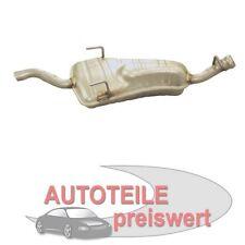 Endschalldämpfer SAAB 9-3 900 + Coupe Cabrio Auspuff