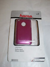 Hama, 104540 brillant housse rose Apple iPhone 3G 3GS