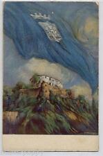 GIUSEPPE MAZZONI Gorizia WWI PC Circa 1915 Italy
