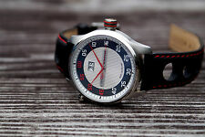 G. GERLACH LUX SPORT AUTOMATIC BIG DATE WATCH