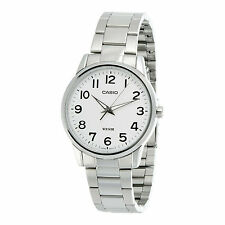CASIO LTP-1303D-7B SILVER STAINLESS WATCH FOR WOMEN - COD + FREE SHIPPING