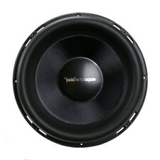 """Rockford Fosgate T2S1-13 T2 Power Series 13"""" 2000W RMS 1-Ohm Car Audio Subwoofer"""