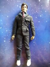 """10th Doctor Who Brown Suit White Shoes Sneakers 12"""" 30cm Doll Figure"""