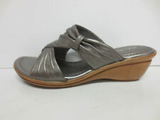 Clarks Patternless Mules Heels for Women