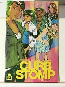 Curb Stomp Boom comic Studios Book One of Four Ferrier, Neogi, Lalonde