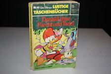 LUSTIGE TASCHENBÜCHER LTB -- 60 Donald ohne Furcht und Tadel -- 4,80 DM
