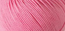 "10x DMC natura fil ""Just coton"" Crochet Yarn Pack 10 Bougainvillée Outil UK"