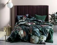 Linen House Winona Ivy Queen Quilt Cover Set