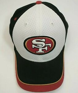 San Francisco 49ers Reebok Hat NFL Equipment One Size Fits All Adult 2004