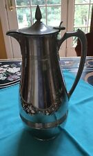Universal Landers Frary & Clark 1917 Carafe Pitcher,  New Britain Conn USA.