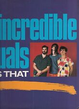 the incredible casuals that's that lp with press info